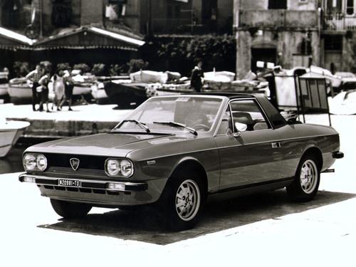 Фото автомобиля Lancia Beta 1 поколение, ракурс: 45
