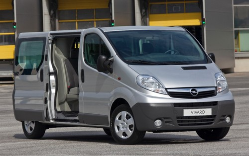 Фото автомобиля Opel Vivaro A [рестайлинг], ракурс: 315
