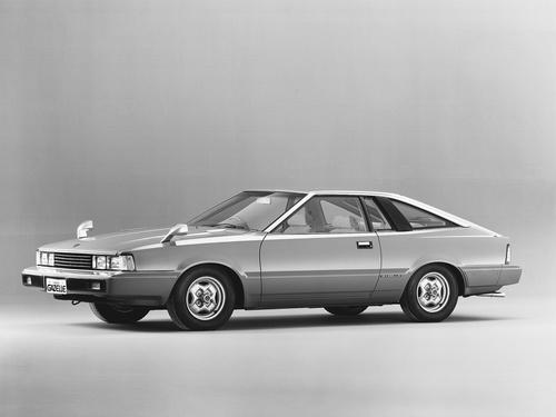 Фото автомобиля Nissan Gazelle S110, ракурс: 45