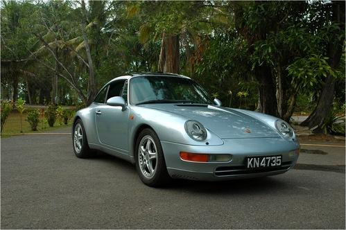 Фото автомобиля Porsche 911 993, ракурс: 315