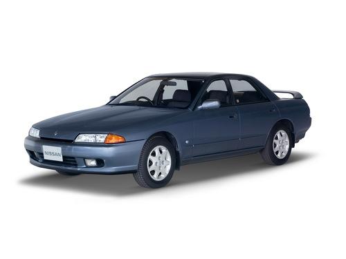 Фото автомобиля Nissan Skyline R32, ракурс: 45