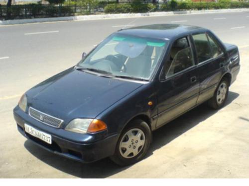 Фото автомобиля Maruti Esteem 1 поколение, ракурс: 45