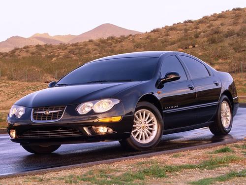 Фото автомобиля Chrysler 300M 1 поколение, ракурс: 45