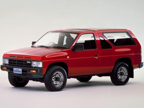 Фото автомобиля Nissan Terrano WD21, ракурс: 45