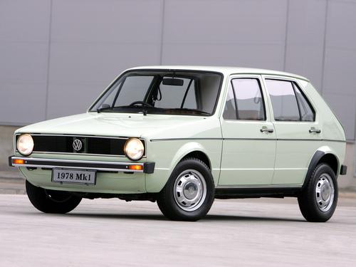 Фото автомобиля Volkswagen Citi Golf 1 поколение, ракурс: 45