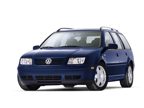 Фото автомобиля Volkswagen Jetta 4 поколение, ракурс: 45