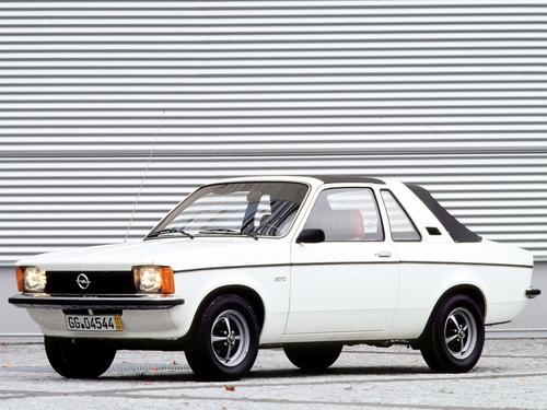 Фото автомобиля Opel Kadett C [рестайлинг], ракурс: 45