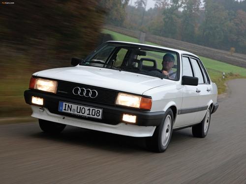 Фото автомобиля Audi 80 B2 [рестайлинг], ракурс: 45