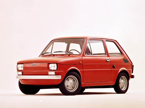 Фото автомобиля Fiat 126 1 поколение, ракурс: 45