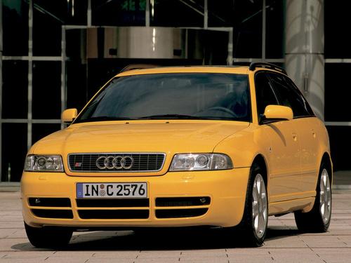 Фото автомобиля Audi S4 B5/8D, ракурс: 45