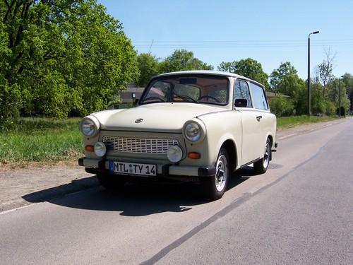 Фото автомобиля Trabant P 601 1 поколение, ракурс: 315