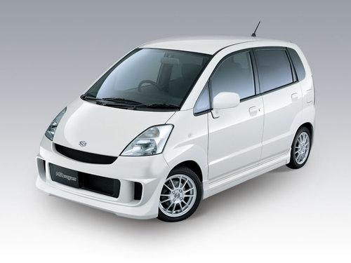 Фото автомобиля Suzuki MR Wagon 1 поколение, ракурс: 45
