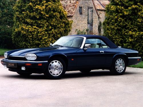 Фото автомобиля Jaguar XJS 2 поколение, ракурс: 315