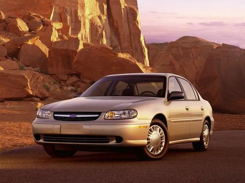 Фото автомобиля Chevrolet Malibu 2 поколение [рестайлинг], ракурс: 45