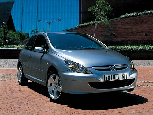 Фото автомобиля Peugeot 307 1 поколение, ракурс: 315