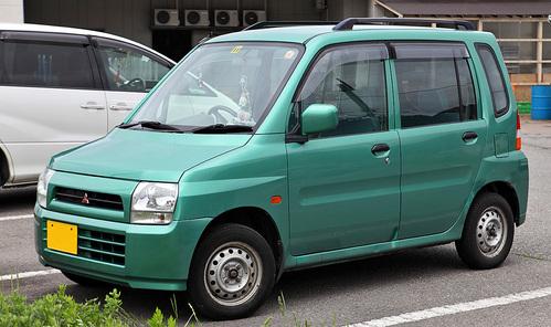 Фото автомобиля Mitsubishi Toppo BJ, ракурс: 45