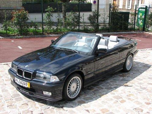 Фото автомобиля Alpina B3 E36, ракурс: 45