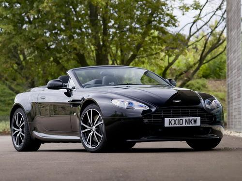 Фото автомобиля Aston Martin Vantage 3 поколение [рестайлинг], ракурс: 315