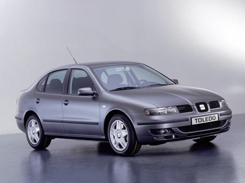 Фото автомобиля SEAT Toledo 2 поколение, ракурс: 315