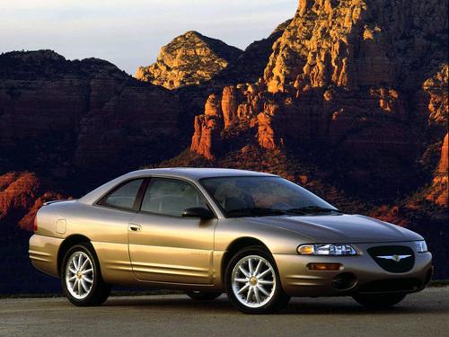 Фото автомобиля Chrysler Sebring 1 поколение, ракурс: 315