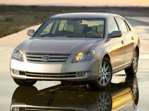 Фото автомобиля Toyota Avalon XX30, ракурс: 45