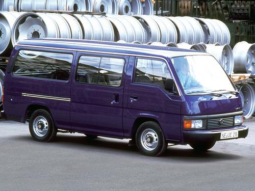 Фото автомобиля Nissan Urvan E24, ракурс: 315