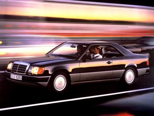 Фото автомобиля Mercedes-Benz E-Класс W124 [рестайлинг], ракурс: 45