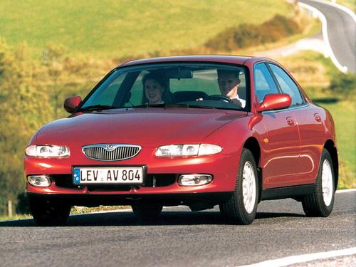 Фото автомобиля Mazda Xedos 6 1 поколение, ракурс: 45
