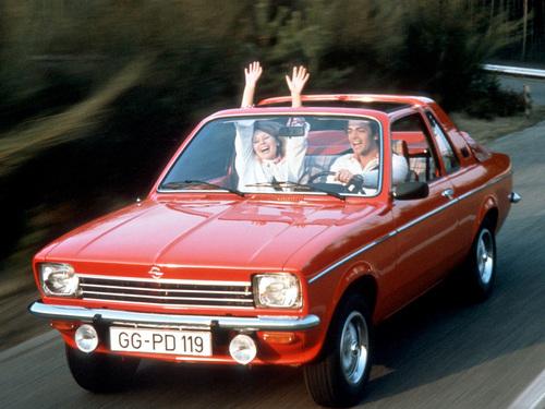 Фото автомобиля Opel Kadett C, ракурс: 45
