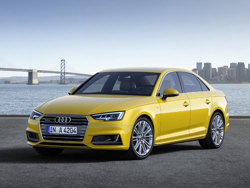 Фото автомобиля Audi A4 B9, ракурс: 45