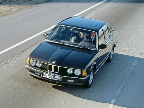 Фото автомобиля BMW 7 серия E23 [рестайлинг], ракурс: 45