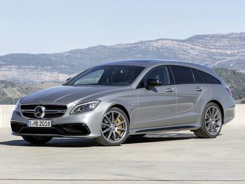 Фото автомобиля Mercedes-Benz CLS-Класс C218/X218 [рестайлинг], ракурс: 45