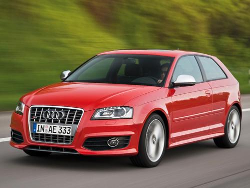 Фото автомобиля Audi S3 8P/8PA [рестайлинг], ракурс: 45