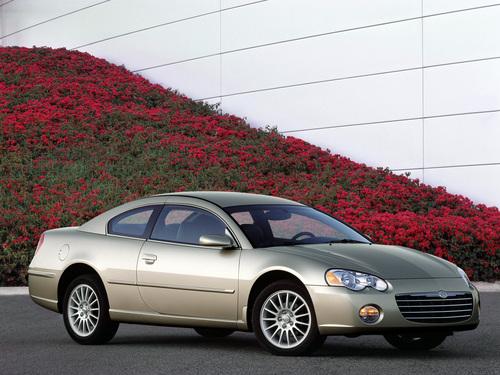 Фото автомобиля Chrysler Sebring 2 поколение, ракурс: 315