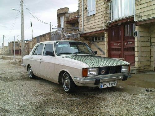 Фото автомобиля Paykan Saloon 1 поколение, ракурс: 45