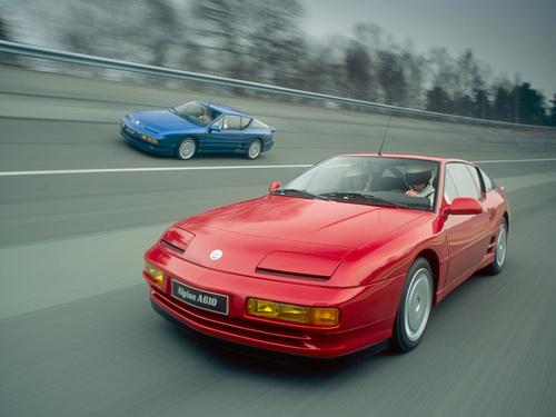 Фото автомобиля Alpine A610 1 поколение, ракурс: 45