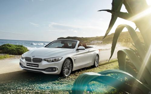 Фото автомобиля BMW 4 серия F32/F33/F36, ракурс: 45 цвет: белый