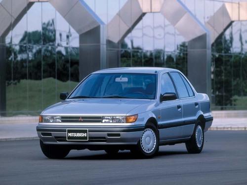 Фото автомобиля Mitsubishi Lancer VI, ракурс: 45