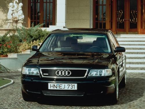 Фото автомобиля Audi A8 D2/4D, ракурс: 45