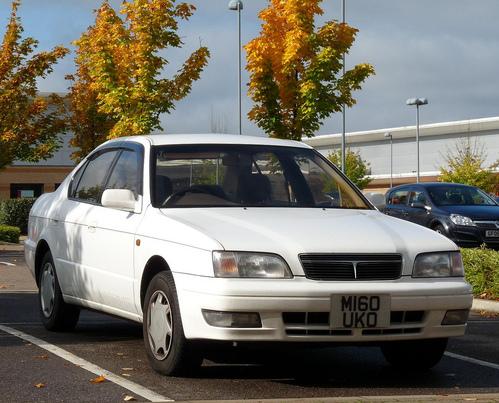 Фото автомобиля Toyota Camry V40, ракурс: 315