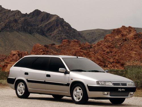 Фото автомобиля Citroen Xantia X1, ракурс: 315
