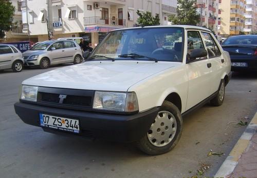 Фото автомобиля Tofas Sahin 1 поколение, ракурс: 45