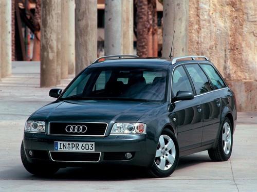 Фото автомобиля Audi A6 4B/C5 [рестайлинг], ракурс: 45