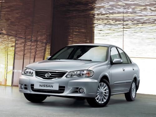 Фото автомобиля Nissan Sunny Classic [2-й рестайлинг], ракурс: 45