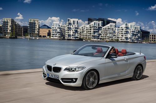 Фото автомобиля BMW 2 серия F22/F23, ракурс: 45