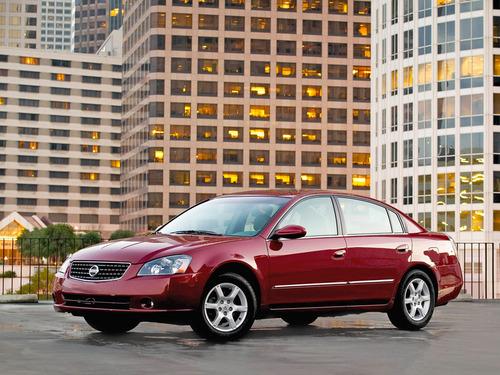 Фото автомобиля Nissan Altima L31 [рестайлинг], ракурс: 45