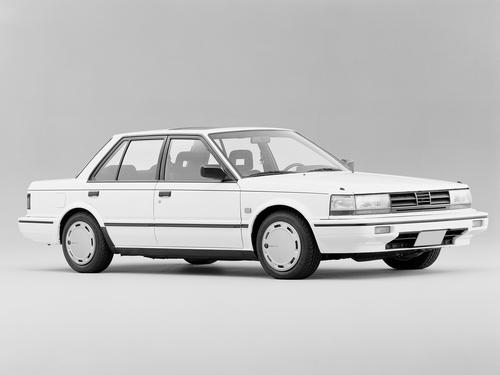 Фото автомобиля Nissan Bluebird U11 [рестайлинг], ракурс: 315