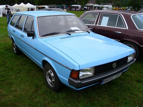 Фото автомобиля Volkswagen Passat B1 [рестайлинг], ракурс: 315