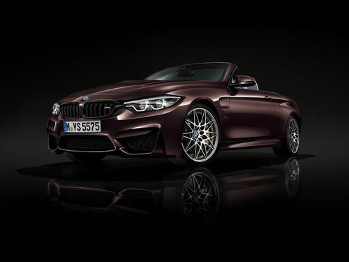 Фото автомобиля BMW M4 F82/F83 [рестайлинг], ракурс: 45 цвет: коричневый