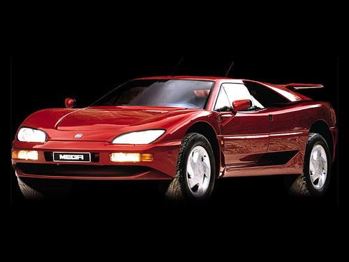 Фото автомобиля Mega Track 1 поколение, ракурс: 45